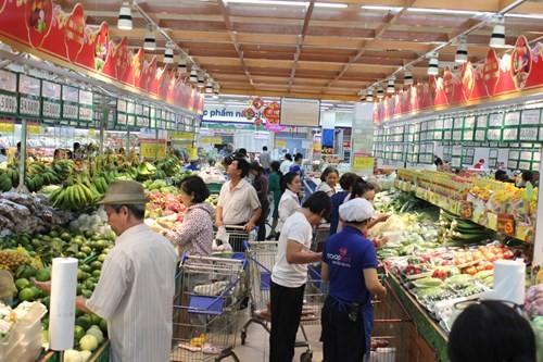 TPHCM sức mua tăng trở lại, giá các mặt hàng tương đối ổn định