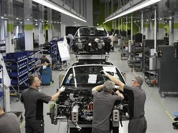 Tỷ lệ thất nghiệp Đức giảm xuống mức kỷ lục trong tháng 11