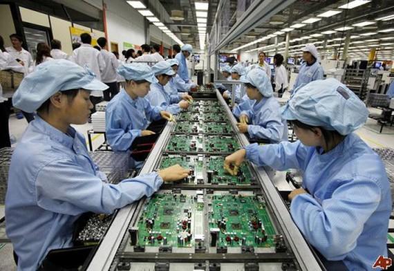Sản xuất công nghiệp 11 tháng tăng 10,1% so với cùng kỳ năm 2017