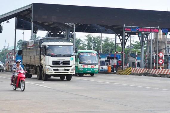 Trạm thu phí BOT Biên Hòa, Đồng Nai