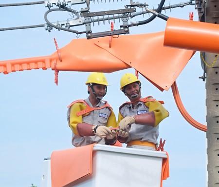 Chất lượng dịch vụ ngành điện TPHCM đạt chuẩn