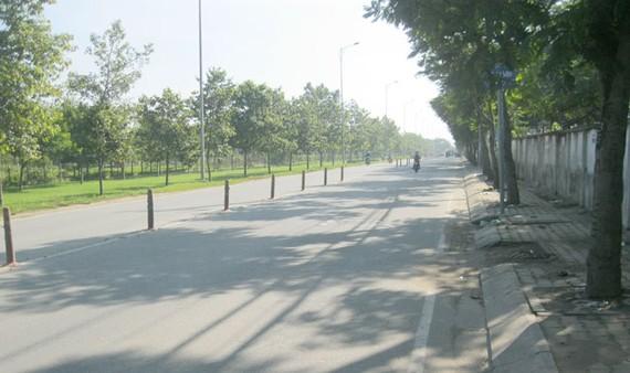 Củ Chi là vùng đất cao ráo thuận lợi cho phát triển đô thị