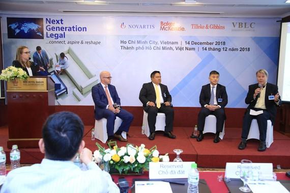 Novartis hỗ trợ phát triển thế hệ chuyên gia pháp lý