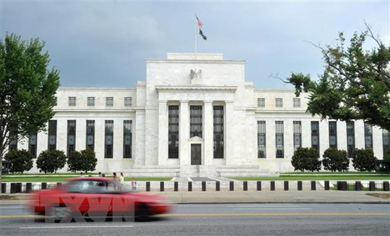 Trụ sở Fed tại Washington, DC. (Ảnh: AFP/TTXVN)