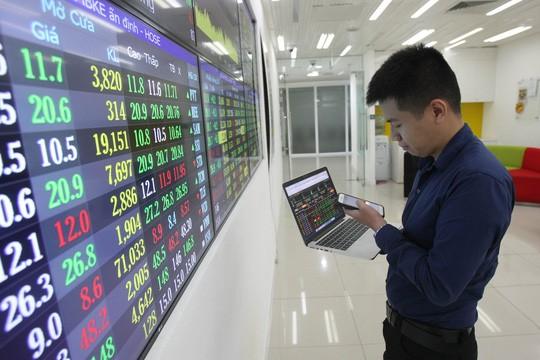 VN Index phục hồi sau chuỗi 10 phiên giảm điểm liên tục