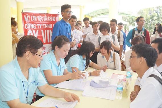 Đại học Trà Vinh liên kết với nhiều doanh nghiệp nhằm tạo việc làm cho sinh viên khi ra trường