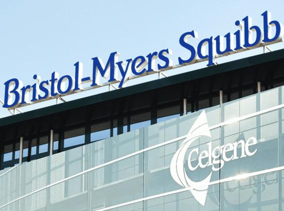 Bristol-Myers Squibb sắp mua lại tập đoàn công nghệ sinh học của Mỹ Celgene. (Nguồn: Endpoints News)