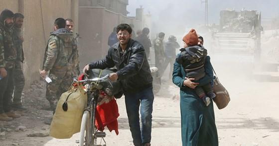 Syria chưa thể bình yên