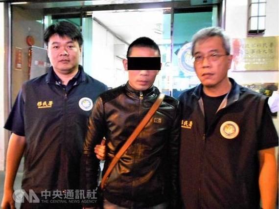 Các đối tượng tình nghi tổ chức vụ bỏ trốn