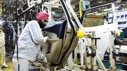 Dự báo Ấn Độ dẫn đầu về tăng trưởng toàn cầu