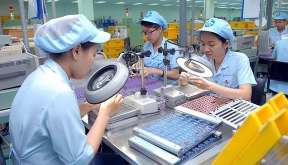 Đầu tư trực tiếp nước ngoài tháng đầu năm tăng 81,9%