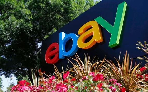 Doanh số EBay dự kiến thấp hơn kỳ vọng trong quý 1
