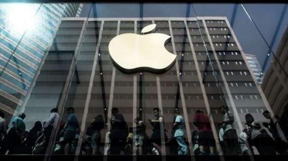 Apple công bố kết quả kinh doanh: Mảng dịch vụ đạt mức cao kỷ lục