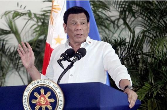 Tổng thống Rodrigo Duterte ủng hộ kế hoạch giảm tuổi chịu trách nhiệm hình sự từ 15 xuống còn 9 tuổi