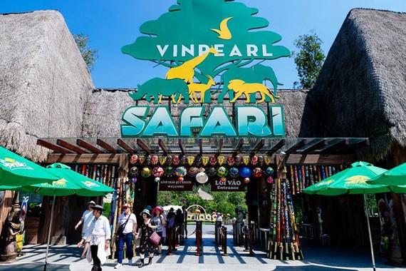 """Vinpearl Safari Phú Quốc: Trải nghiệm """"Tết mới"""", gắn kết thiên nhiên"""