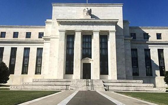 Trụ sở của Cục Dự trữ Liên bang Mỹ (FED) tại Washington D.C, Mỹ. (Ảnh: CNBC).