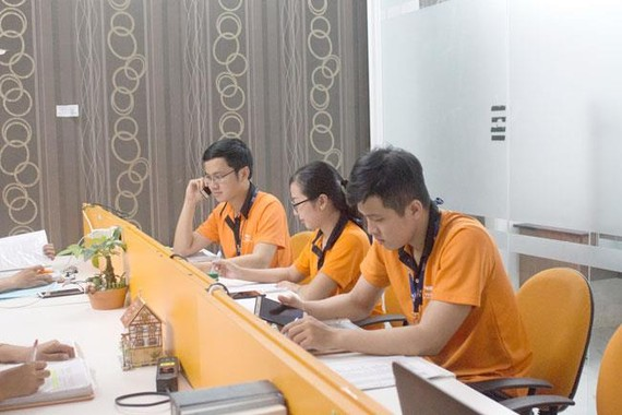 Nhân viên an tâm làm việc tại CTCP Yeshouse trong những ngày đầu năm Kỷ Hợi.
