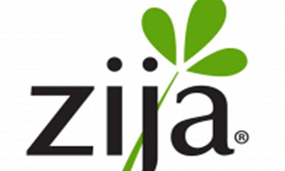 Logo của Công ty Zija Quốc tế.