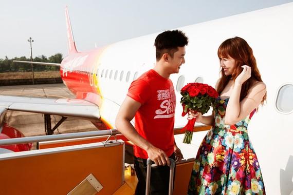 Mừng 8-3, bay Vietjet thả ga trên khắp châu Á