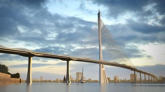 Chọn phương án thiết kế xây cầu Cần Giờ theo hình cây đước