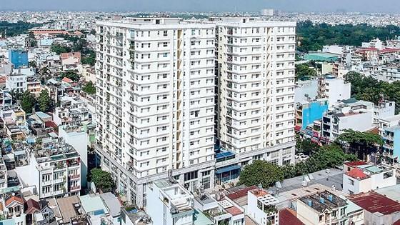 Chung cư Khang Gia Tân Hương.