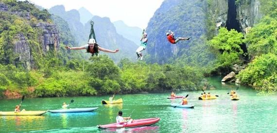 Quảng Bình đa dạng hóa các sản phẩm du lịch