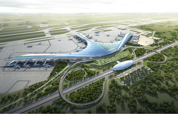 Lập Hội đồng thẩm định dự án Cảng Hàng không quốc tế Long Thành