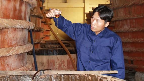 Dừng Dự thảo tiêu chuẩn quốc gia sản xuất nước mắm