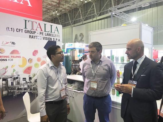 DN Italia, Đức giới thiệu nhiều công nghệ mới tại Propak & Printech 2019