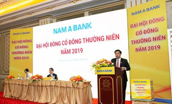 ĐHCĐ Nam A Bank thông qua kế hoạch chia cổ tức 16%
