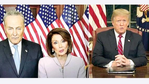 Chủ tịch Hạ viện Nancy Pelosi và lãnh đạo phe thiểu số tại Thượng viện Chuck Schumer tuyên bố sẽ tiếp tục điều tra Tổng thống Donald Trump