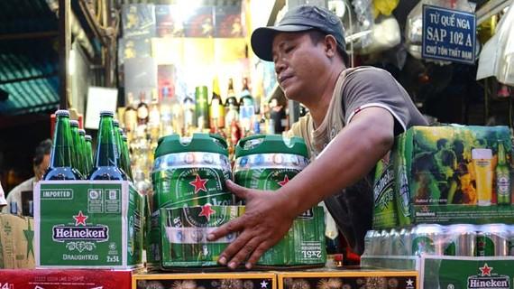 Đề xuất tăng thuế với rượu bia của Thành phố Hồ Chí Minh có cơ sở