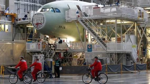 Mỹ khởi động quy trình đáp trả trợ cấp của EU cho hãng Airbus