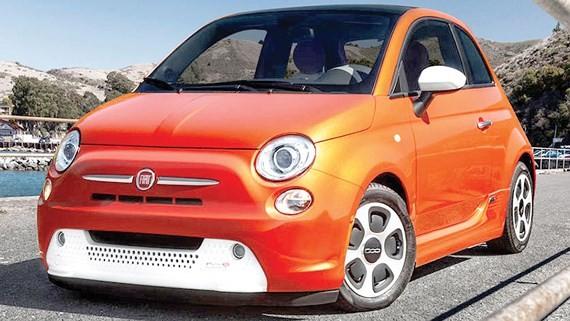 """Fiat Chrysler """"lách"""" quy định về hạn ngạch khí thải"""