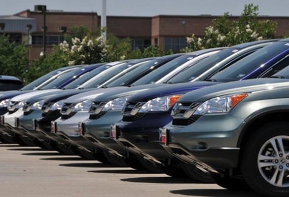 Đến năm 2020 giảm đến 50% lượng xe ô tô công