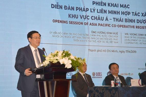 50% hợp tác xã Việt Nam hoạt động hiệu quả