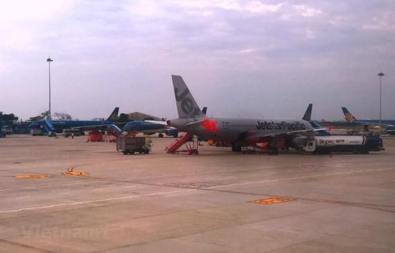 Các hãng hàng không đã hết vé bay giá rẻ trong dịp nghỉ lễ 30/4 và 1/5. (Ảnh: Việt Hùng/Vietnam+)