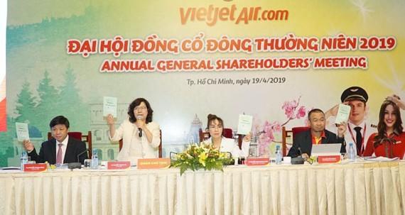 Vietjet đặt kế hoạch tăng trưởng mạnh doanh thu vận tải hàng không