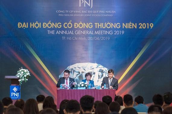 PNJ đặt mục tiêu lợi nhuận sau thuế vượt 1.000 tỷ