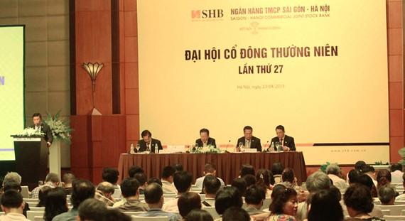 SHB dự kiến tăng vốn điều lệ lên 17.570 tỷ đồng