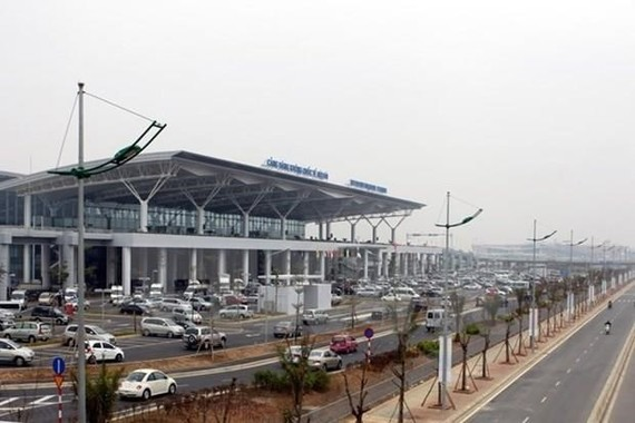 Nhà ga hành khách T2 Cảng hàng không quốc tế Nội Bài. (Ảnh: Trọng Đạt/TTXVN)