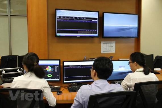 Phiên ngày 2/5, Kho bạc Nhà nước huy động 2.700 tỷ đồng trái phiếu Chính phủ. (Ảnh minh họa. Nguồn: PV/Vietnam+)