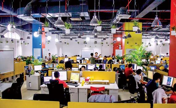Những doanh nghiệp trong lĩnh vực dịch vụ số như VNG cạnh tranh trong thế yếu với doanh nghiệp ngoại.