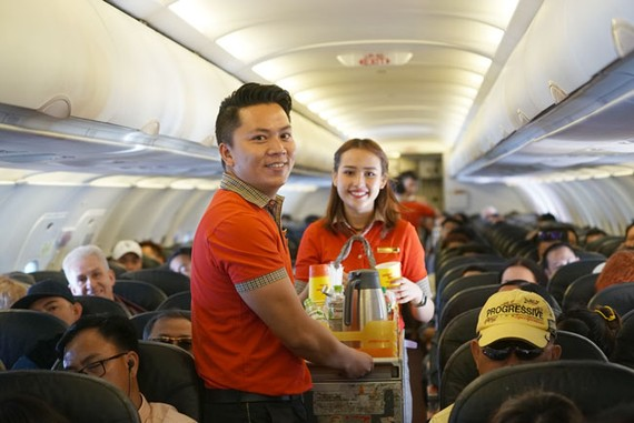 The proportion of Vietjet's international revenue reached to 55% in QI