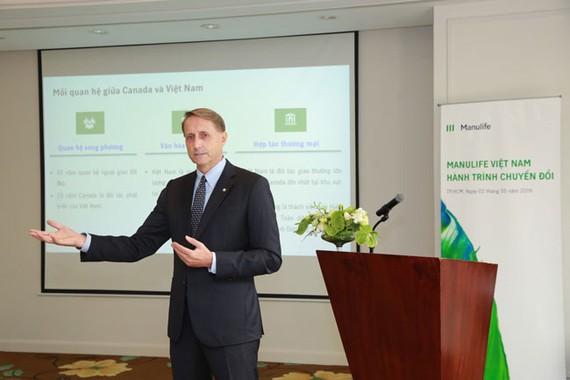 Manulife Việt Nam hướng đến dẫn đầu số hoá mảng bảo hiểm nhân thọ