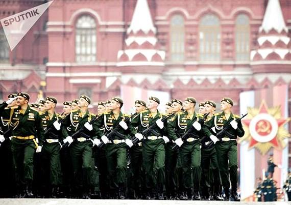 Nga kỷ niệm 74 năm chiến thắng phát xít: Biết ơn vô hạn những người bảo vệ Tổ quốc