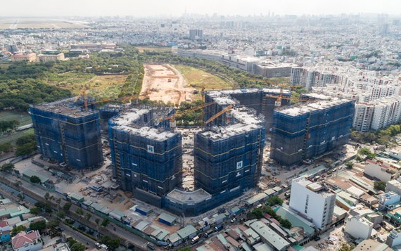 dự án Khu đô thị Celadon City.