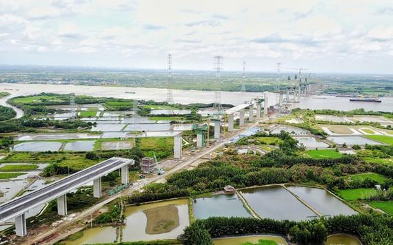 Tầm quan trọng của tuyến cao tốc Bến Lức - Long Thành: là động lực phát triene kinh tế phía Nam