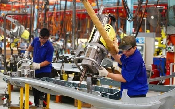 Giá trị sản xuất công nghiệp ở phía Bắc chững lại