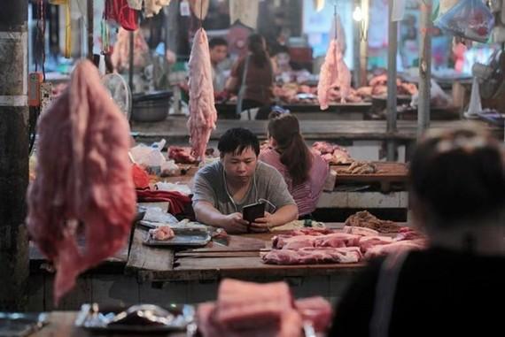 Trung Quốc ngừng nhập thịt lợn từ Mỹ do căng thẳng thương mại
